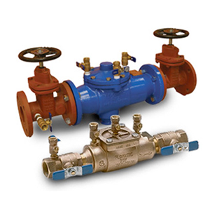 Backflow Prevention Products