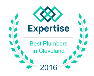 Best Plumber in Cleveland Award From Expertise.com