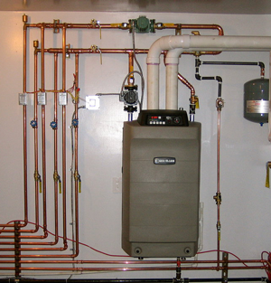 Boiler Service Radiant Heating Navein, Weil Mclain | Cleveland, OH
