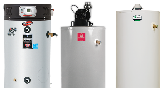 Traditional Water Heater Models