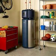 Save Space and Heat Water More Efficiently