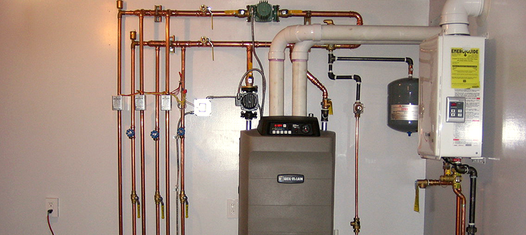 Boiler Service Radiant Heating Navein  Weil Mclain