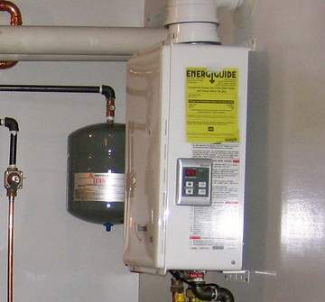 Water Heating Experts